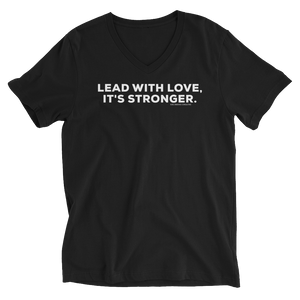 Lead with Love V-Neck