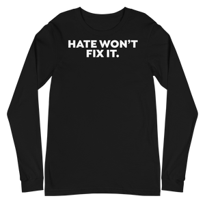 Hate: Long Sleeve