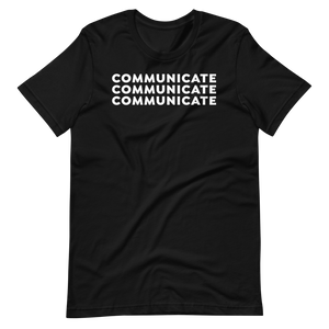 Leadershirts Plus: Communicate Communicate Communicate