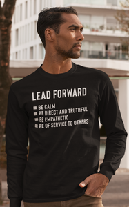 Lead Forward - Leadershirts Plus