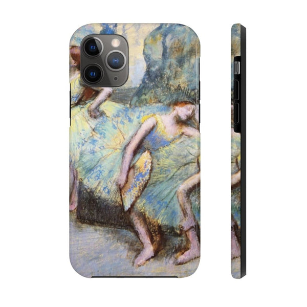 """Ballet Dancers in the Wings"" (1900) Case Mate Phone Case - The UnSpace"
