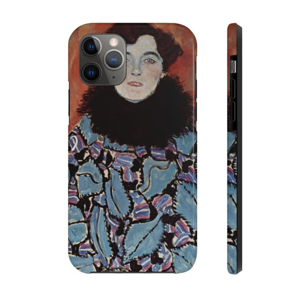 by Gustav Klimt Case Mate Tough Phone Cases - The UnSpace