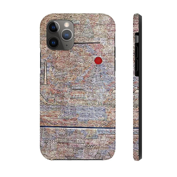 """Cacodemonic"" (1916) by Paul Klee Case Mate Tough Phone Cases - The UnSpace"