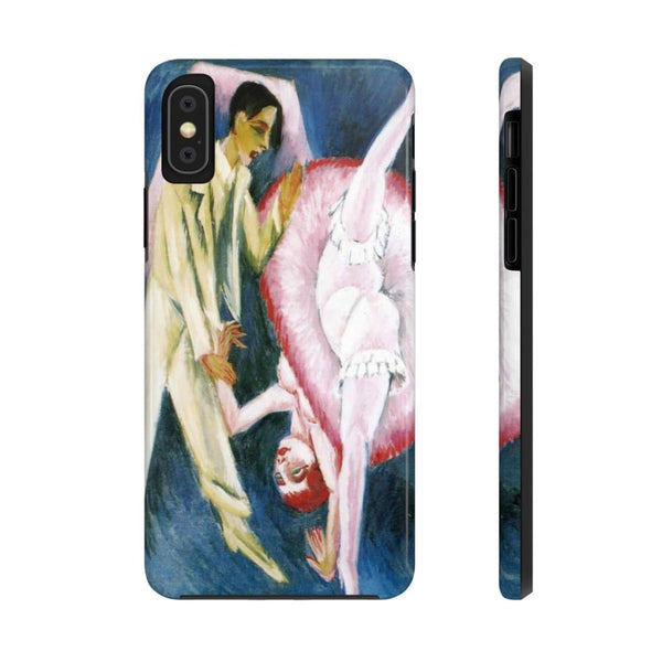"""Dancing Couple"" (1914) Case Mate Phone Case - The UnSpace"