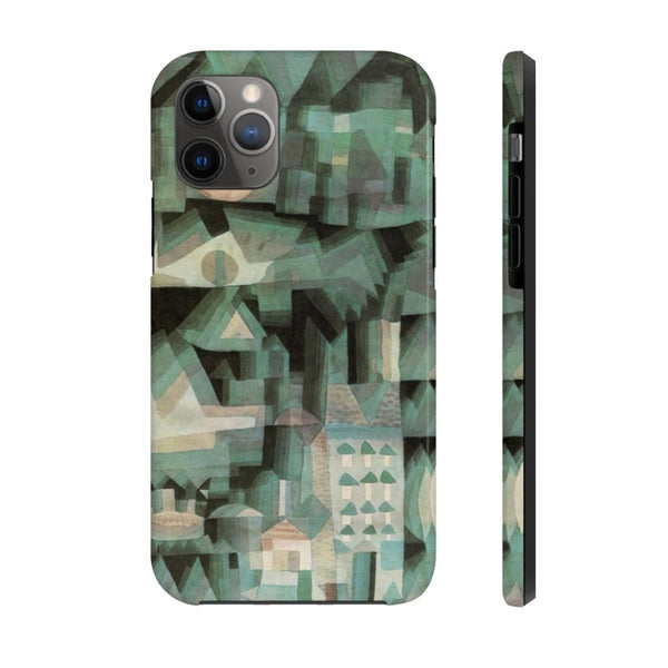 """Dream City"" (1921) by Paul Klee Case Mate Tough Phone Cases - The UnSpace"