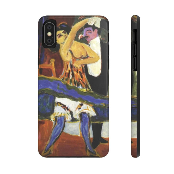 """English Dance Couple"" (1912-1913) Case Mate Phone Case - The UnSpace"