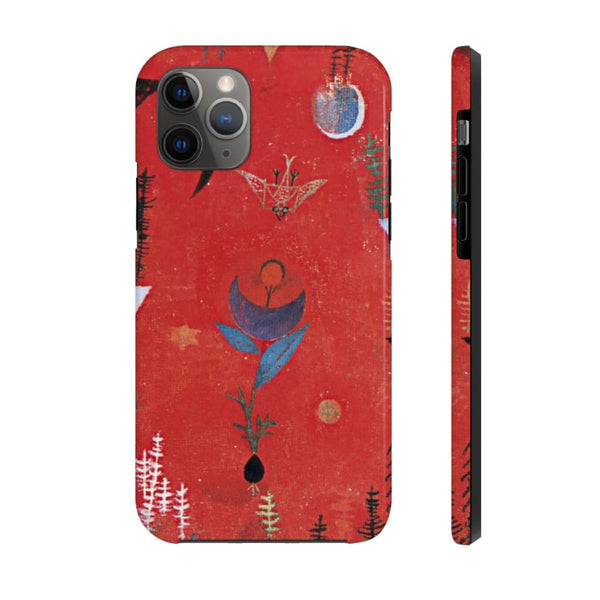 """Flower Myth"" (1918) by Paul Klee Case Mate Tough Phone Cases - The UnSpace"