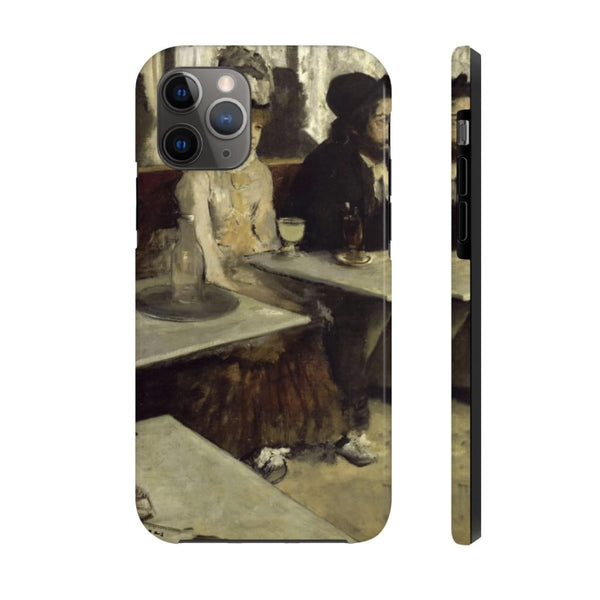 """In a Cafe"" (1873) Case Mate Phone Case - The UnSpace"