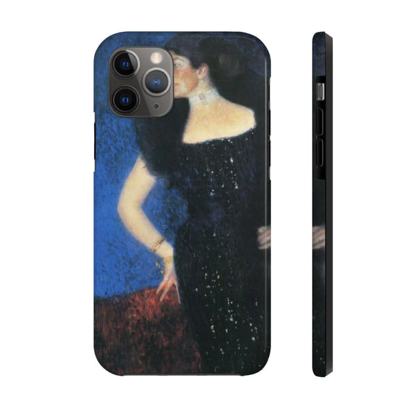 Portrait of Friederike Maria Beer Case Mate Tough Phone Cases - The UnSpace