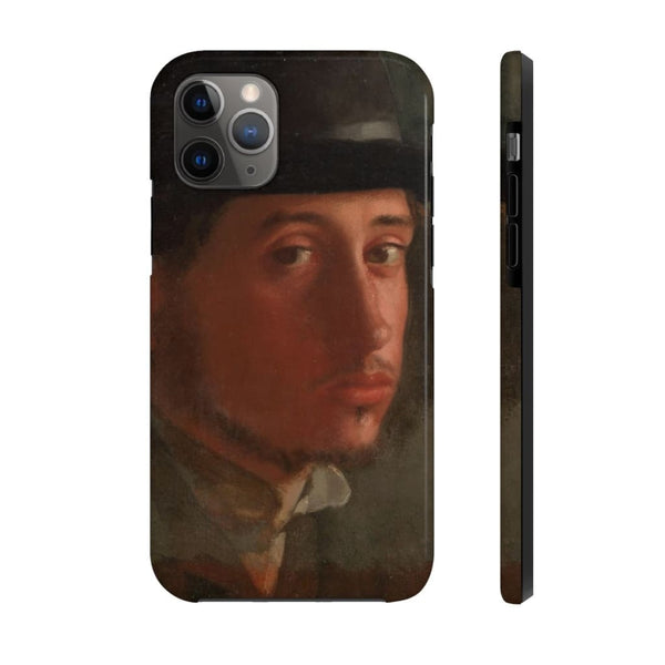 """Self-Portrait"" (1857 - 1858) Case Mate Phone Case - The UnSpace"
