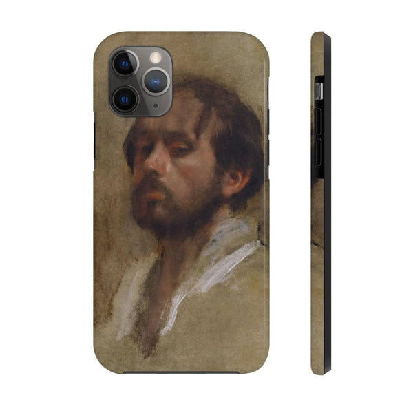"""Self-Portrait"" (1862) Case Mate Phone Case - The UnSpace"