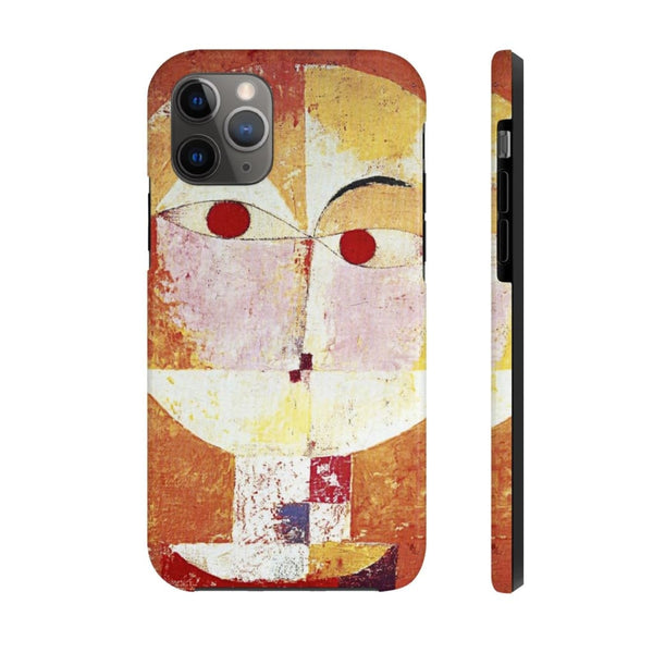 """Senecio"" (1922) by Paul Klee Case Mate Tough Phone Cases - The UnSpace"
