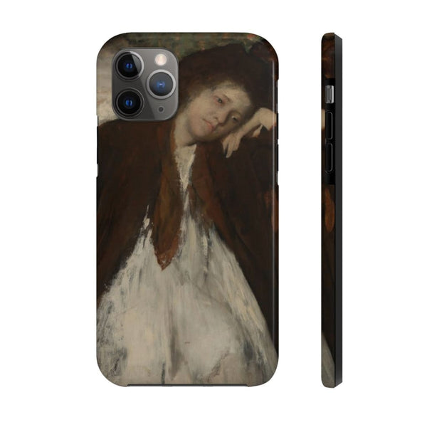 """The Convalescent"" (1872) Case Mate Phone Case - The UnSpace"