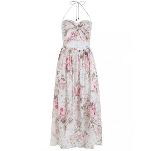 Zimmermann Eden Tie Dress Size 0 (8) | Zimmermann