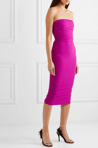 Alex Perry Dylan Strapless Size 8 | Alex Perry