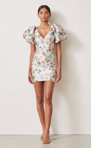 Bec and Bridge Fleur V Mini Dress Size 10 | Bec and Bridge