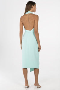 Misha  Lorena Dress Mint Size L (10-12) | Misha