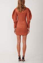 Load image into Gallery viewer, Torrance Cloud Nine Dress Rust Size 10  | Torannce