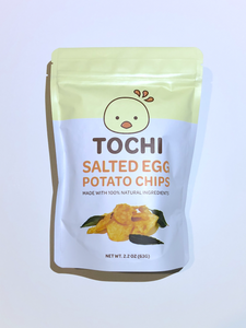 Tochi Original Salted Egg Potato Chips [USA]