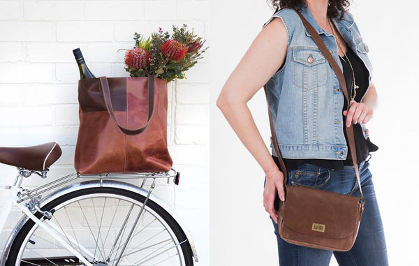 Ethically Sourced Leather Bags Made to Last