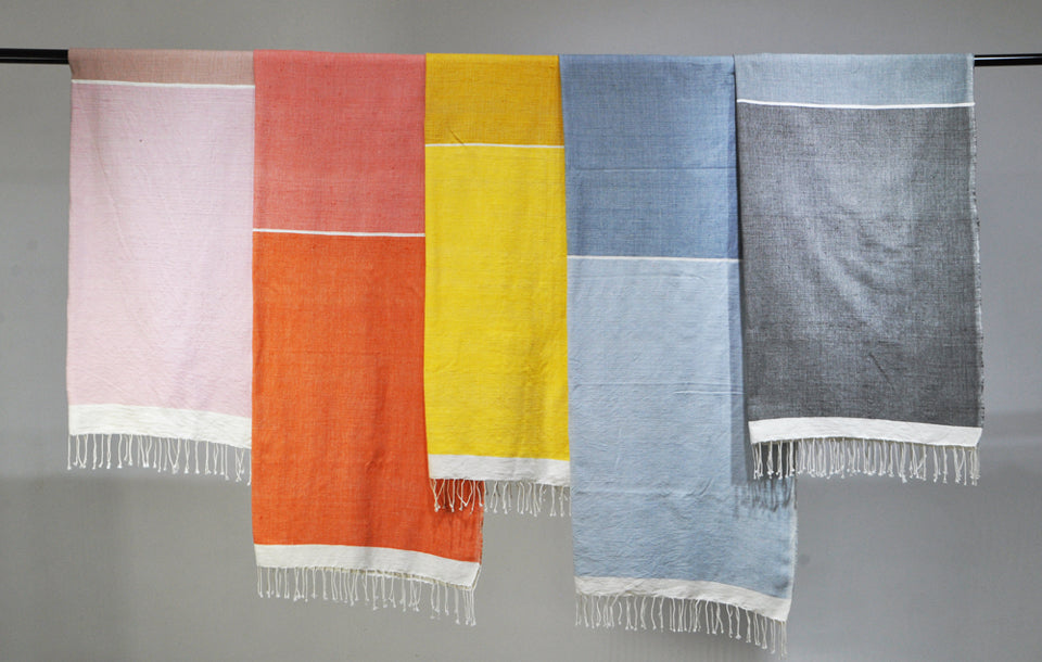 Handwoven Textiles for the Summer!