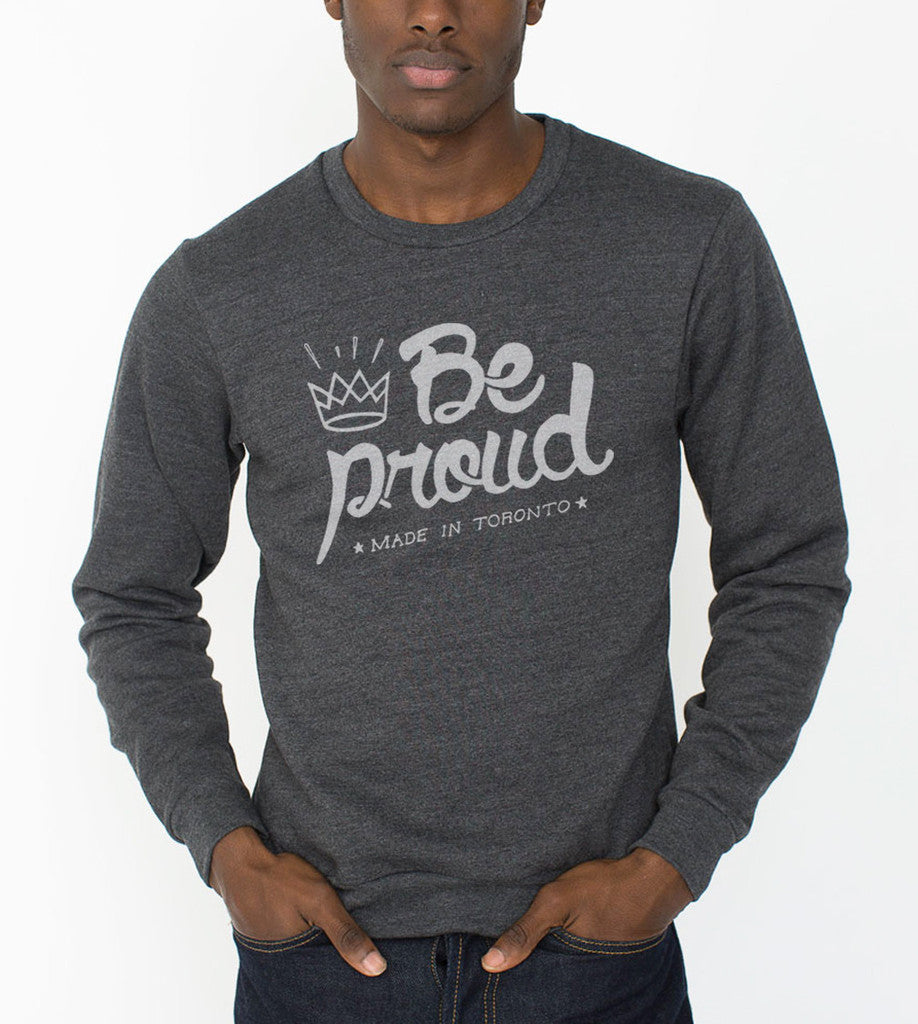 be proud sweater
