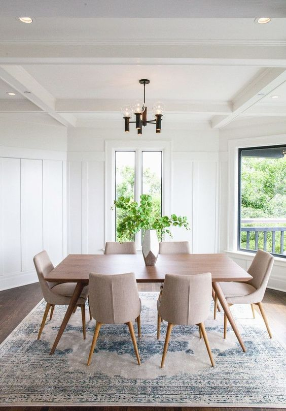 How To Choose The Perfect Dining Table Design