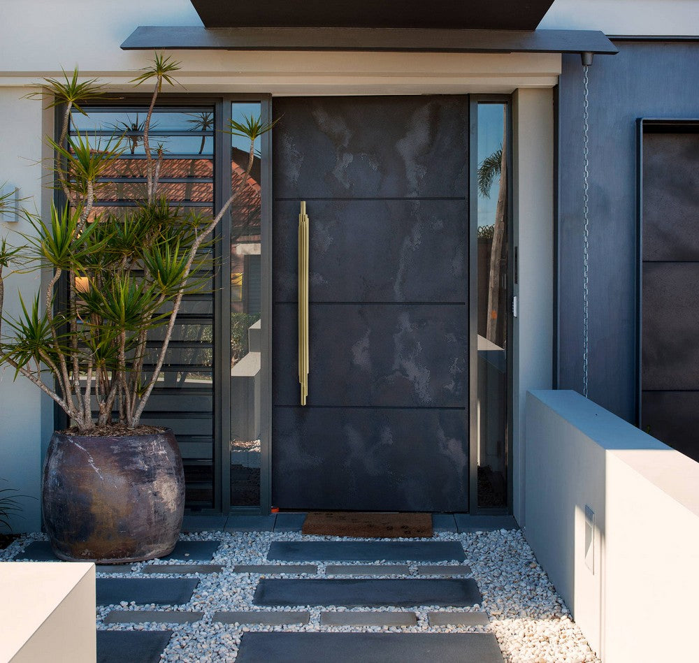 HARDWARE DESIGN IDEAS FOR YOUR EXTERIOR HOME DECORATION