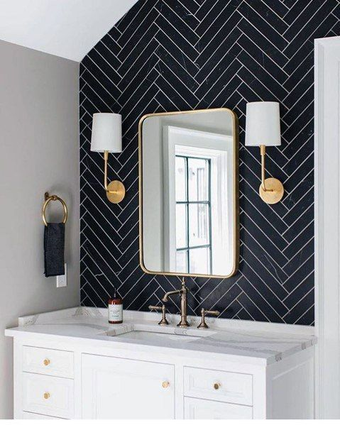 Fabulous Bathroom Wallpapers For A Stylish Upgrade