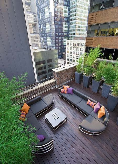 Rooftop Design Ideas for Warm Summer Nights
