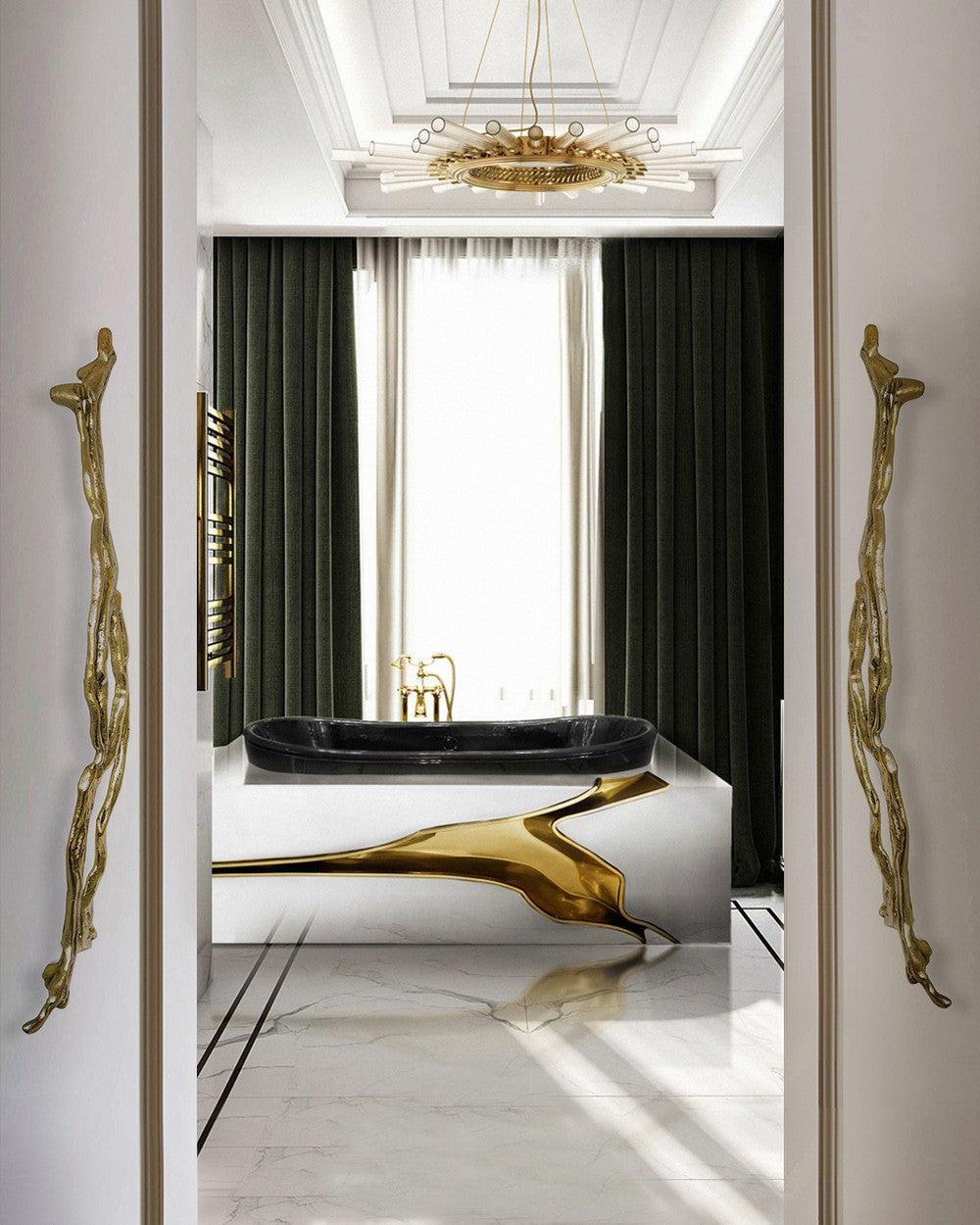 Bathroom Ideas: How to Give A Riveting Yet Timeless Vibe to Your Decor