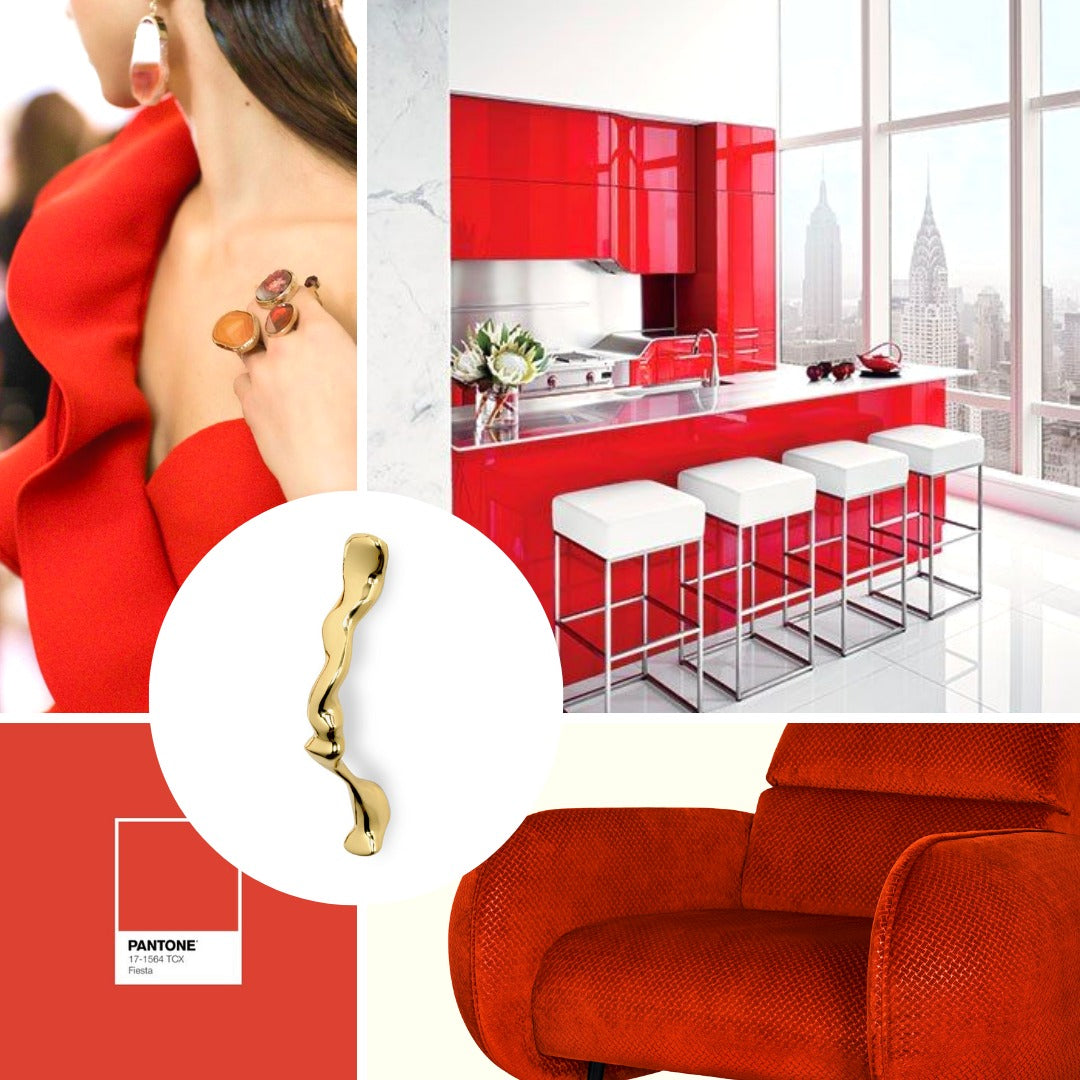 PANTONE PALETTE: MEET THE STUNNING JESTER RED AND FIESTA COLORS