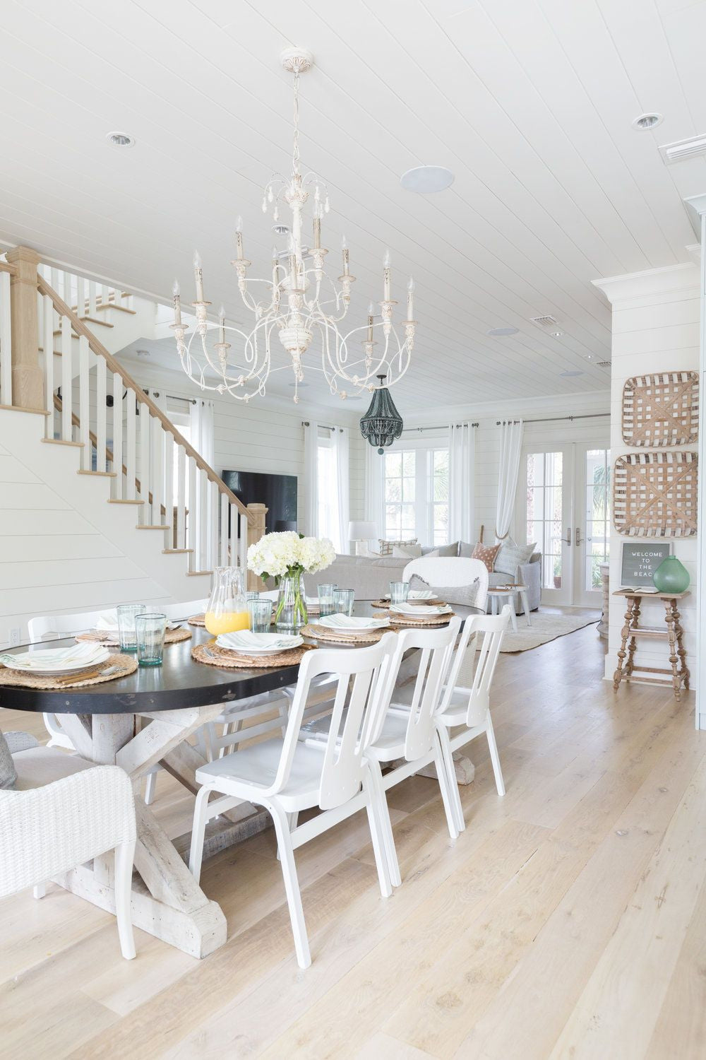 Dream Beach Houses To Drive Your Decor Inspiration