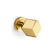 Luxury Golden Polished Door Knob Hardware