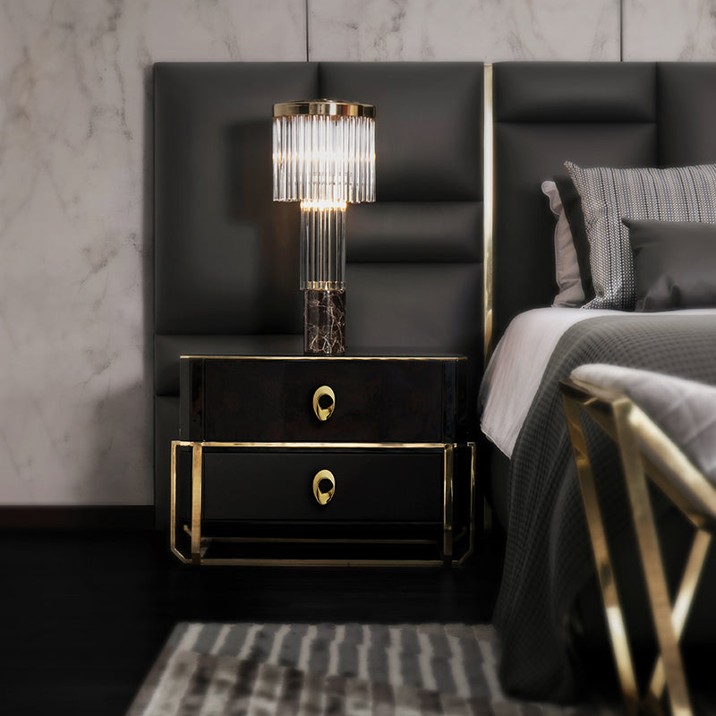 Luxury Golden Polished Drawer and Cabinet Handle Hardware