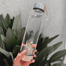 Load image into Gallery viewer, Quartz Crystal Water Bottle