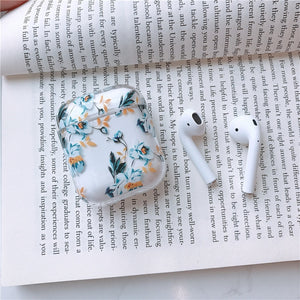Floral Airpods Case Cover