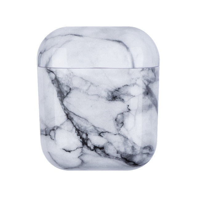 Marble Pattern AirPods Case Cover