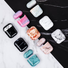 Load image into Gallery viewer, Marble Pattern AirPods Case Cover