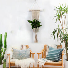 Load image into Gallery viewer, Tassel Bohemian Macrame