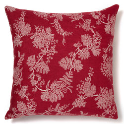 Wattle Raspberry Cushion Cover- 60 x 60