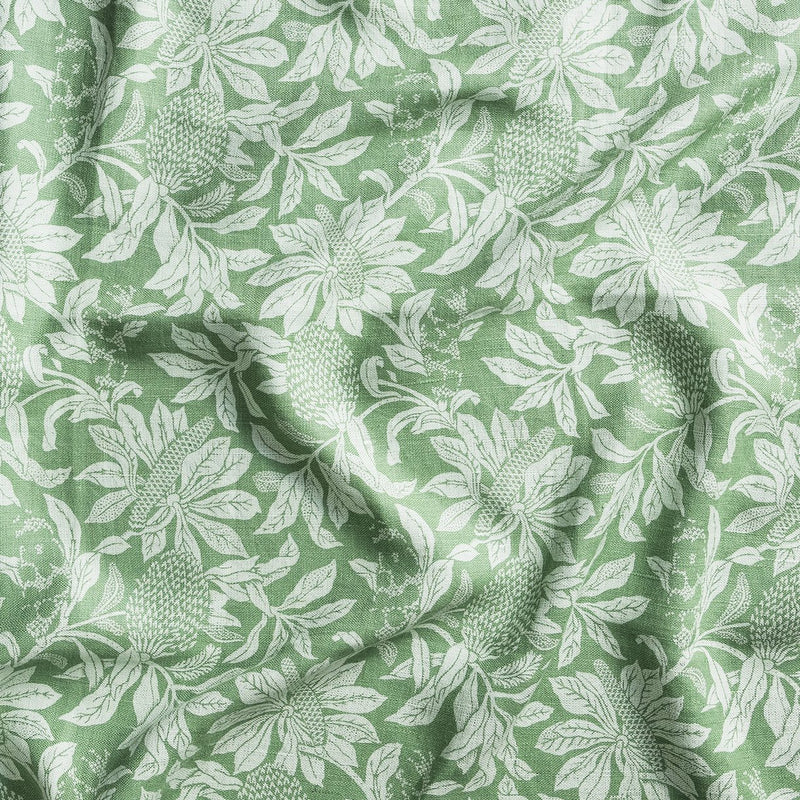 *Banksia Green Furnishing Linen