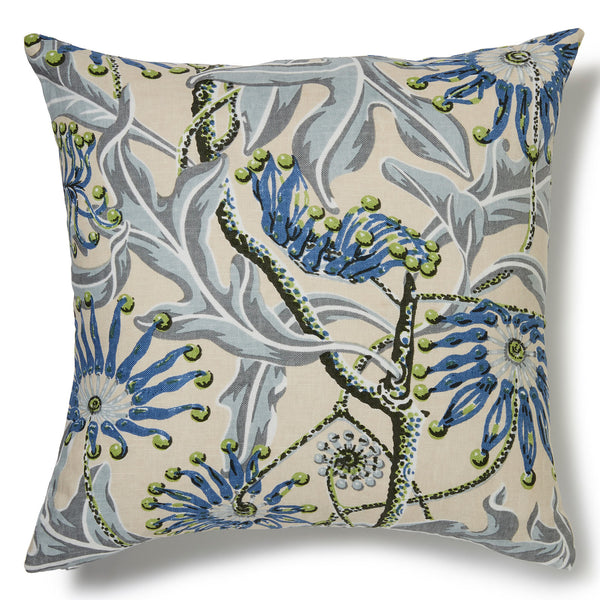 Firewheel Ivory Cushion Cover - 60 x 60