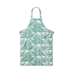 Wallaby Sea Green Apron