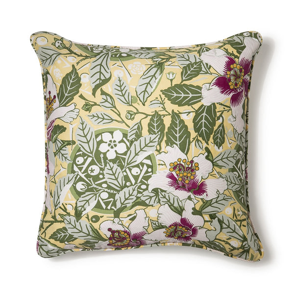 Native Hibiscus Garden Light Weight 50x50 Cushion Cover