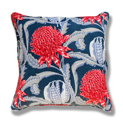 State of Waratah Heritage 50x50 Cushion Cover