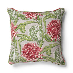 State of Waratah Natural 50x50 Cushion Cover