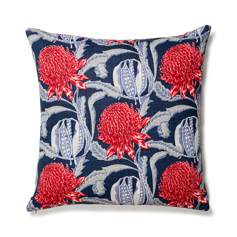 State of Waratah Heritage 60x60 Cushion Cover