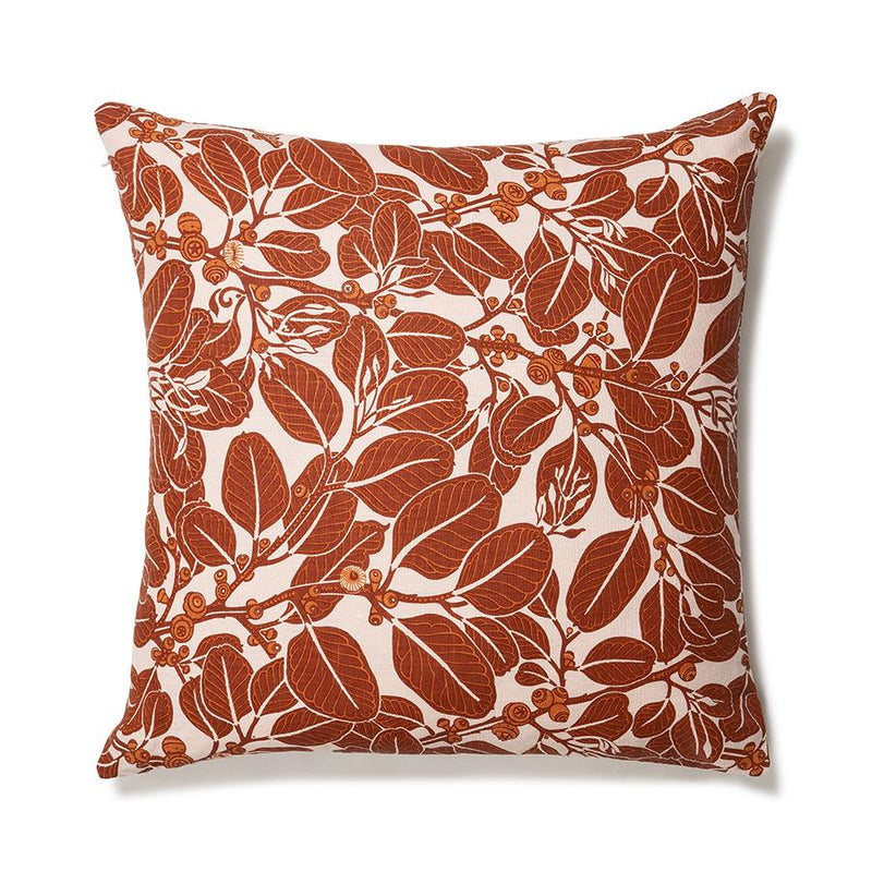 Stringybark Clay 60x60 Cushion Cover