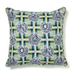 Madras Garden Cushion Cover – 50 x 50